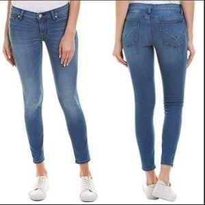 Hudson Crop Krista Super Skinny Jeans 27